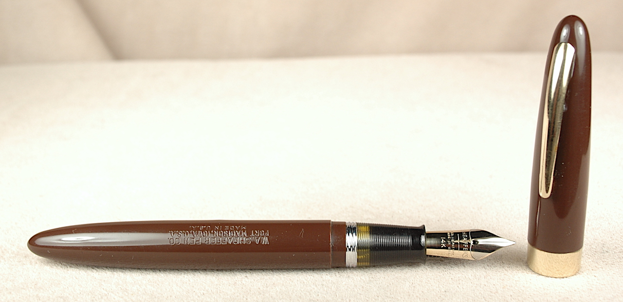 Vintage Pens: 3906: Sheaffer: Craftsman