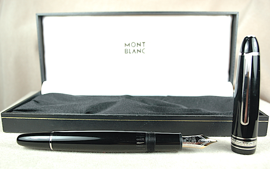Pre-Owned Pens: 3958: Mont Blanc: 146