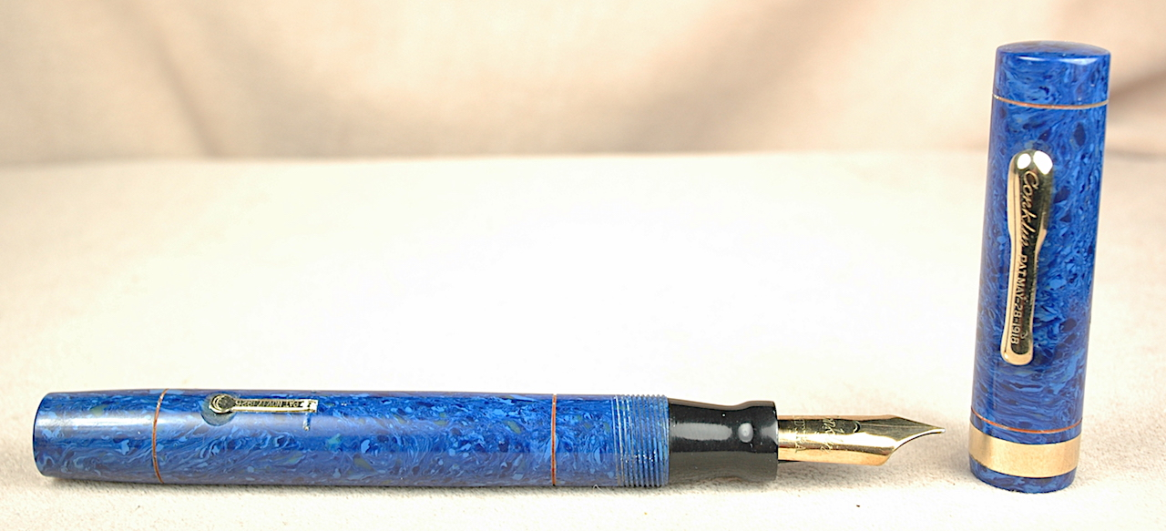 Vintage Pens: 3966: Conklin: Endura Senior