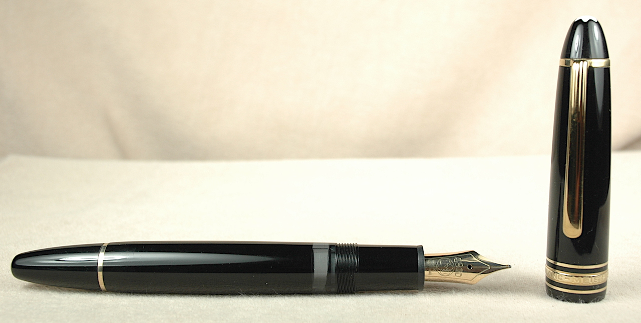 Pre-Owned Pens: 3981: Mont Blanc: 146