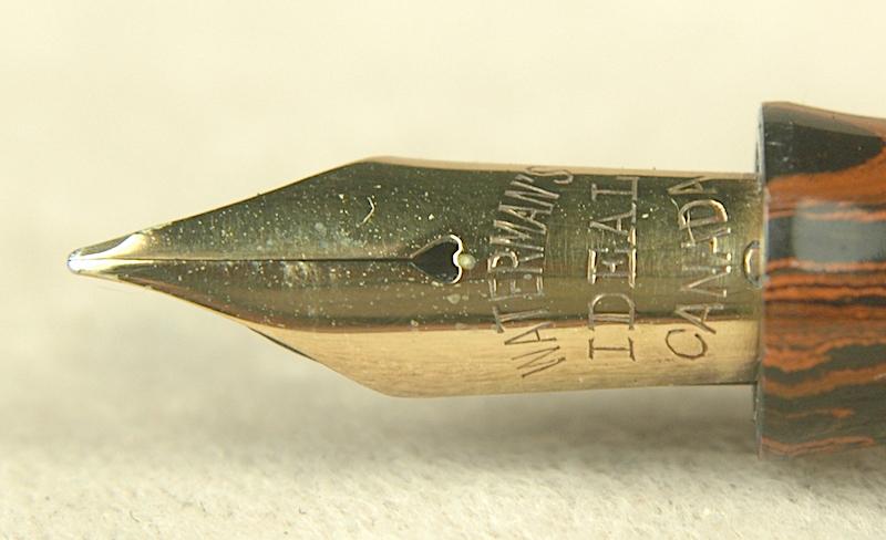 Vintage Pens: 4006: Waterman: 52