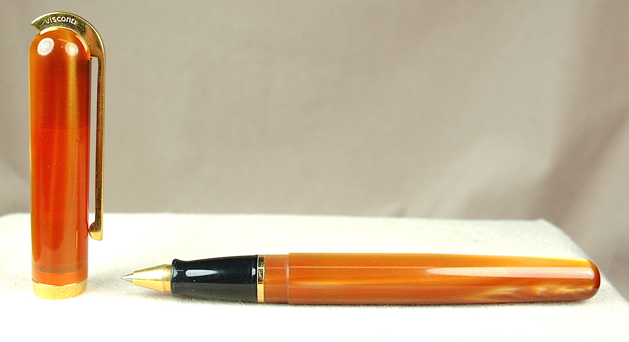 Pre-Owned Pens: 4051: Visconti: Pericle