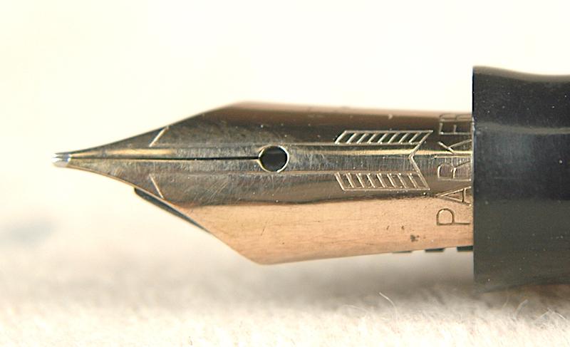 Vintage Pens: 4064: Parker: Vacumatic