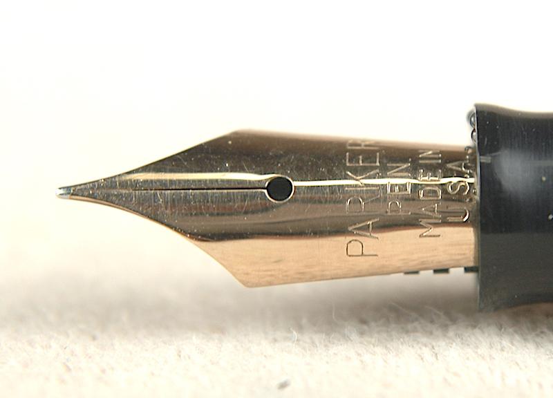 Vintage Pens: 4065: Parker: Vacumatic