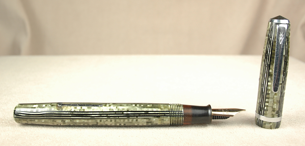 Vintage Pens: 4078: Wasp: The Clipper