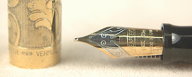 Vintage Pens: 4079: Sheaffer: Nostalgia Vermeil
