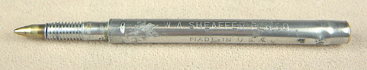 Vintage Pens: 4080: Sheaffer: Ballpoint