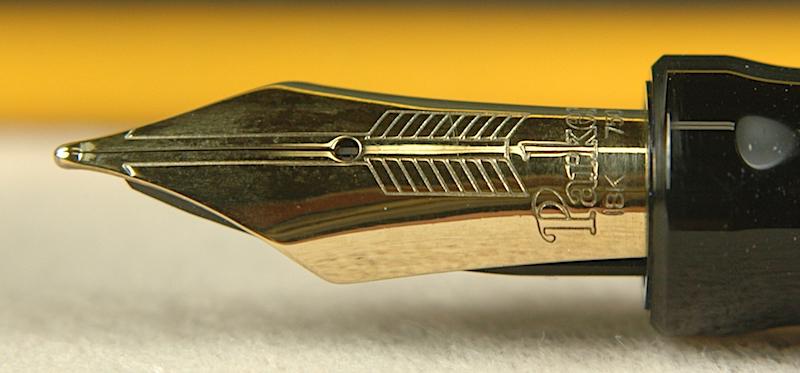 Pre-Owned Pens: 4090: Parker: Duofold Mandarin L.E.
