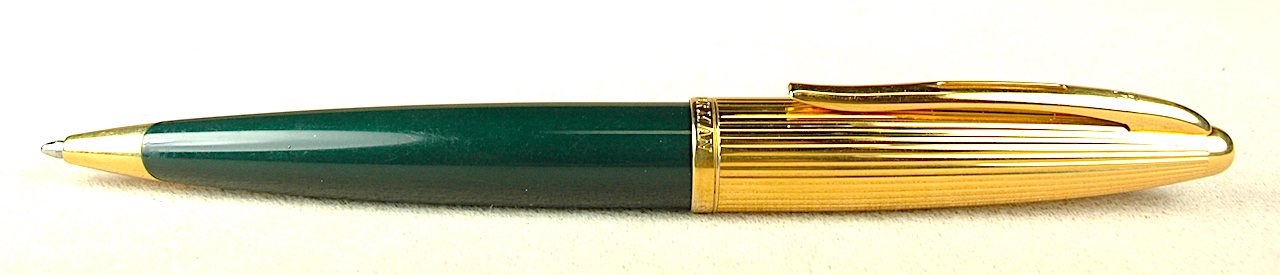 Pre-Owned Pens: 4120: Waterman: Carene Deluxe