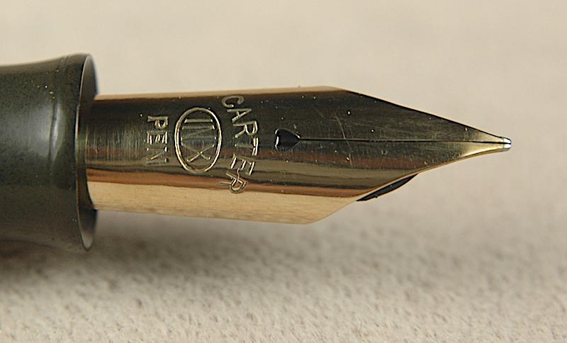 Vintage Pens: 4153: Carter's: Desk Pen