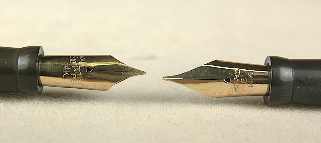 Vintage Pens: 4155: Wahl-Eversharp: Desk Pen Set