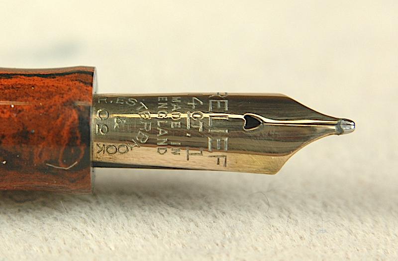 Vintage Pens: 4165: Esterbrook: Relief No. 1