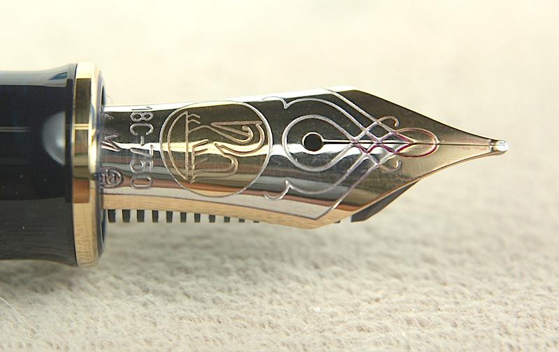 Pre-Owned Pens: 4205: Pelikan: Blue Ocean