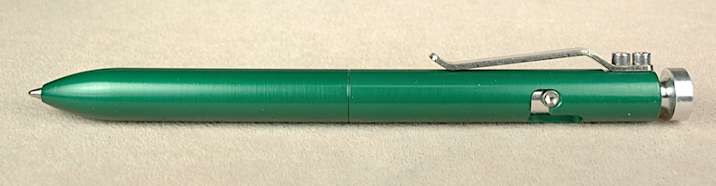 Pre-Owned Pens: 4270: Unknown: Bolt-Action Ballpoint