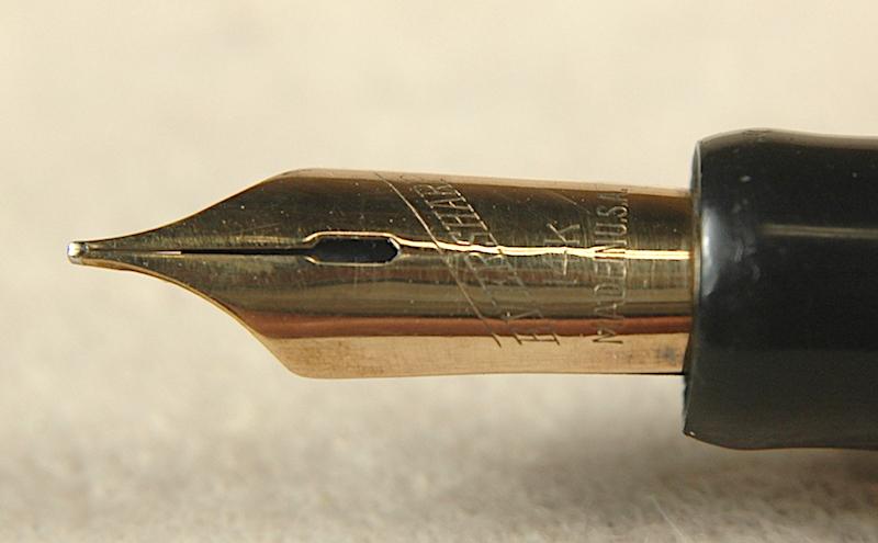 Vintage Pens: 4271: Wahl-Eversharp: Franken Desk Pen