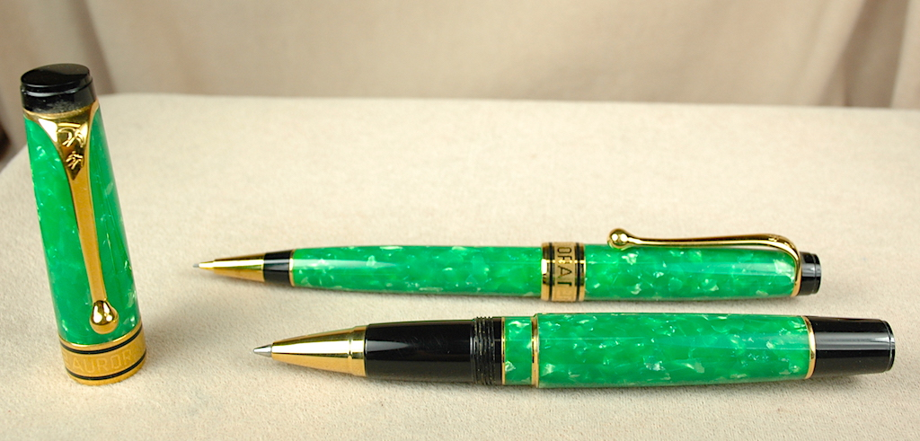 Pre-Owned Pens: 4294: Aurora: Optima Primavera
