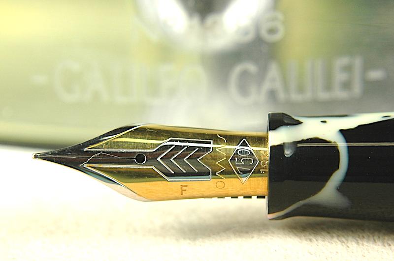 Pre-Owned Pens: 4299: Omas: Galileo Galilei