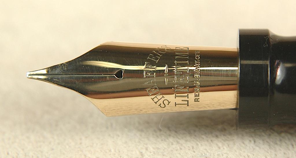 Vintage Pens: 4338: Sheaffer: Lifetime