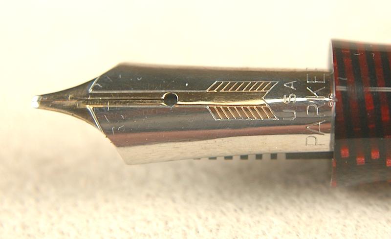 Vintage Pens: 4509: Parker: Vacumatic OVERMAX
