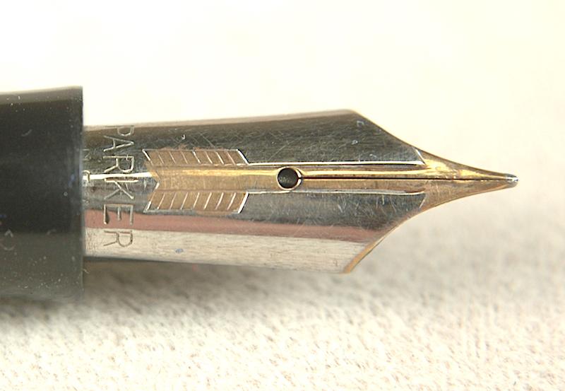 Vintage Pens: 4515: Parker: Oversize Vacumatic