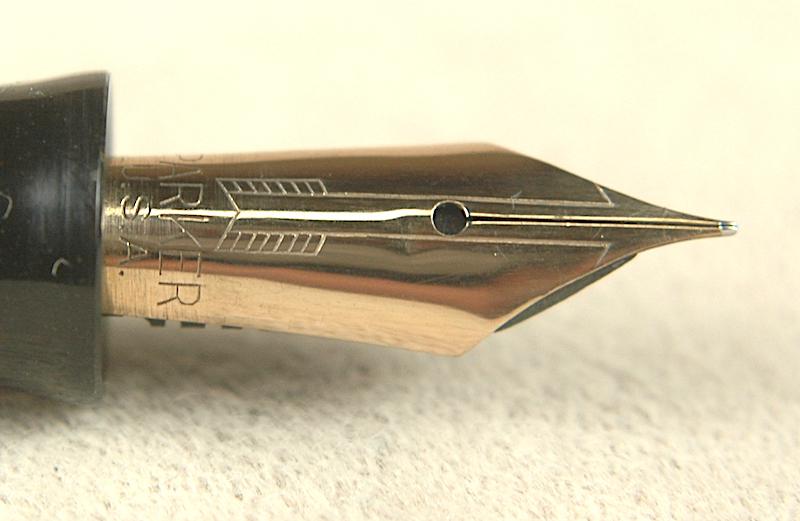 Vintage Pens: 4529: Parker: Vacumatic Junior