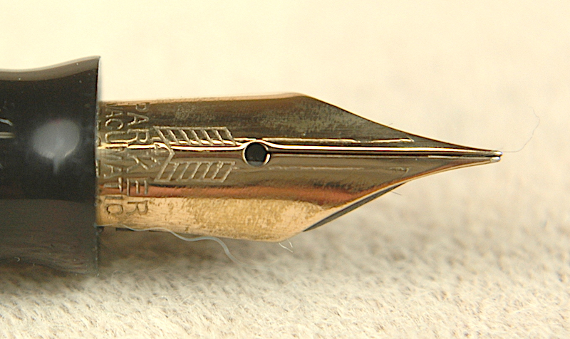 Vintage Pens: 4532: Parker: Vacumatic Slender