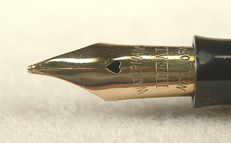 Vintage Pens: 4544: Waterman: 0552 1/2 V