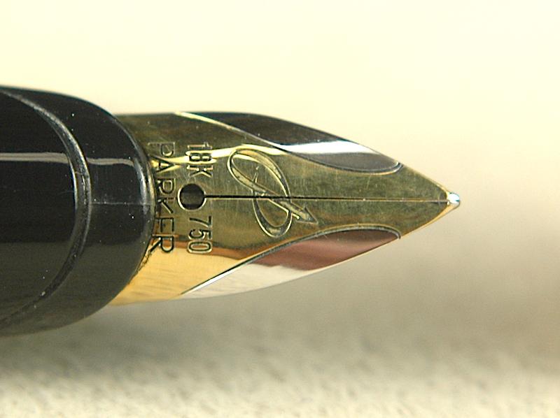 Pre-Owned Pens: 4551: Parker: Ellipse