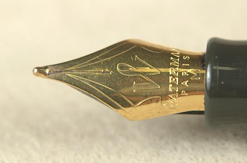 Pre-Owned Pens: 4569: Waterman: Hemisphere