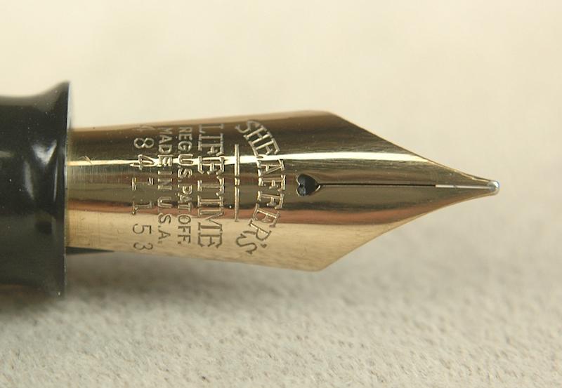Vintage Pens: 4574: Sheaffer: Lifetime