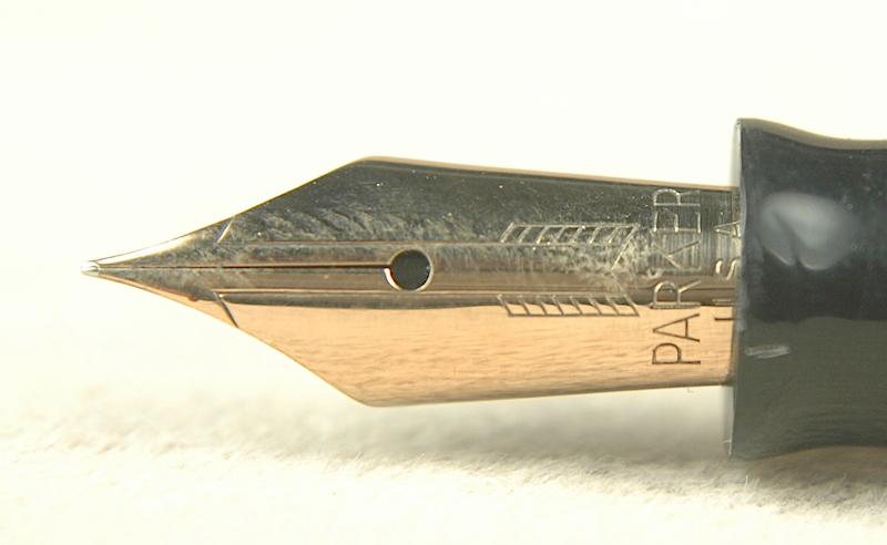 Vintage Pens: 4703: Parker: Vacumatic