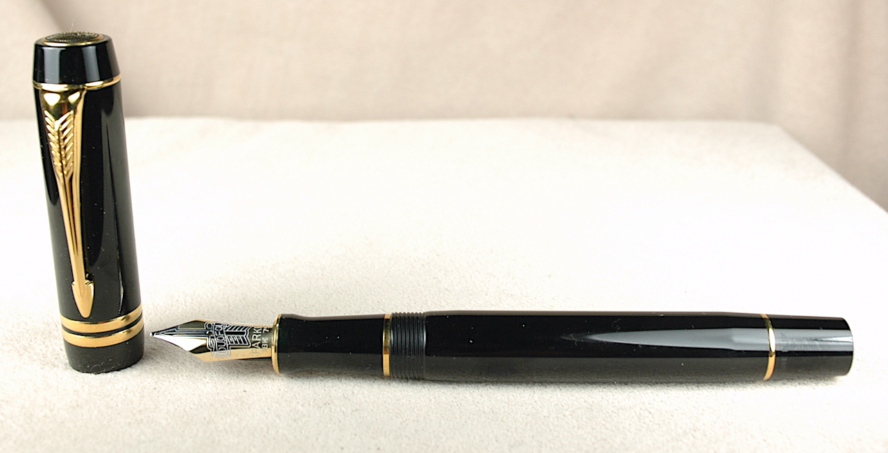 Pre-Owned Pens: 3842: Parker: Duofold Centennial