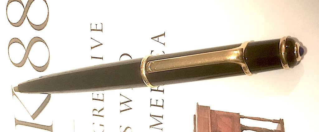Pens and Pencils: : Cartier: Diabolo