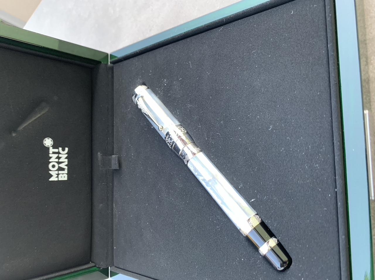 Vintage Pens: : Mont Blanc: Francois 1st 888 Limited