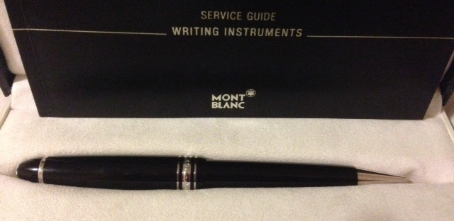 Pens and Pencils: : Mont Blanc: Meisterstuck Le Grand Platinum