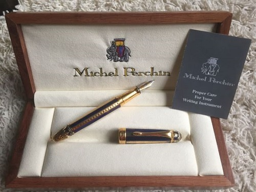Pre-Owned Pens: : Michel Perchin: 1995 Faberge