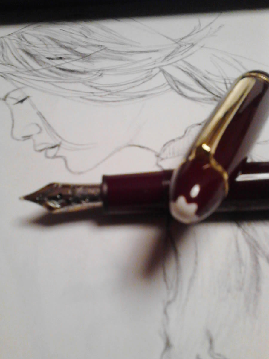 Pens and Pencils: : Mont Blanc: 146 E J