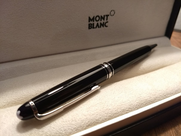 Pens and Pencils: : Mont Blanc: Meisterstück Platinum Classique