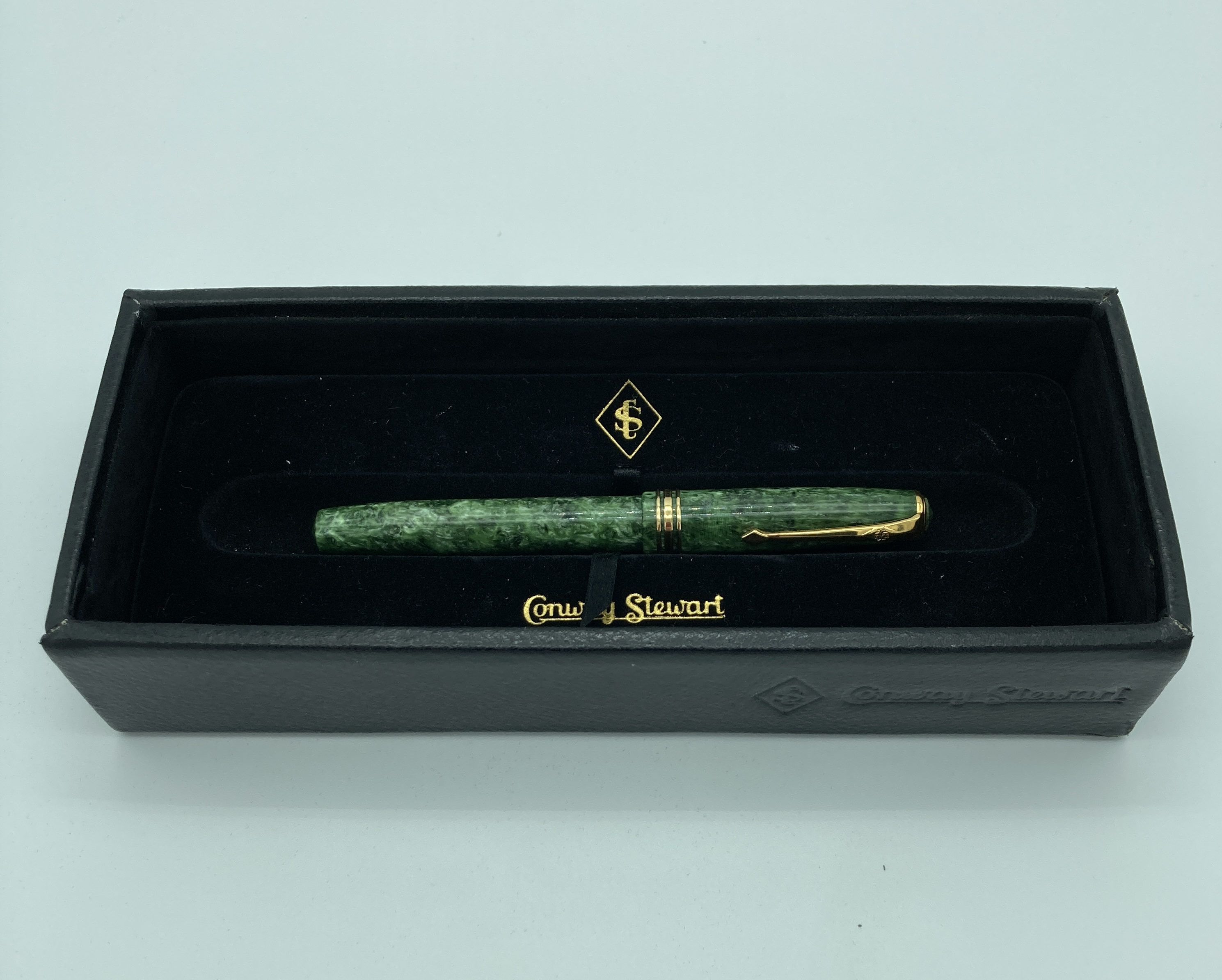 Pens and Pencils: : Conway Stewart: 58 Green
