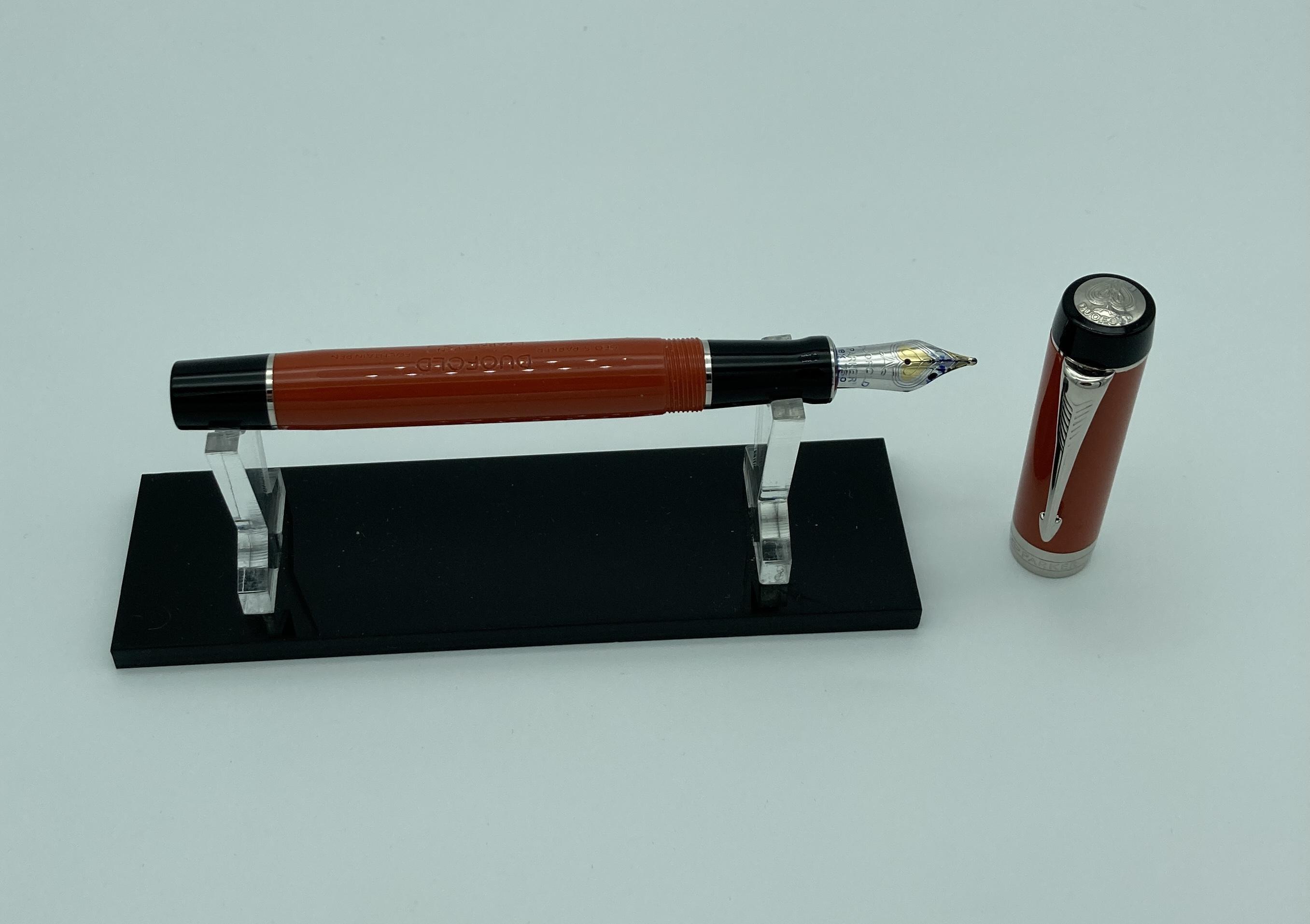 Pens and Pencils: : Parker: Duofold Centennial