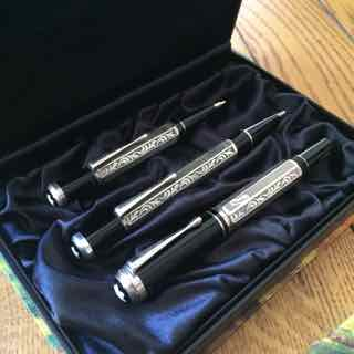 Pre-Owned Pens: : Mont Blanc: Marcel Proust Writers Edition