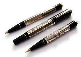 Pre-Owned Pens: : Mont Blanc: Marcel Proust