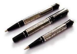 Pens and Pencils: : Mont Blanc: Marcel Proust