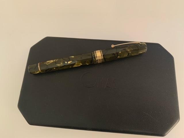 Pens and Pencils: : Omas: Extra Paragon