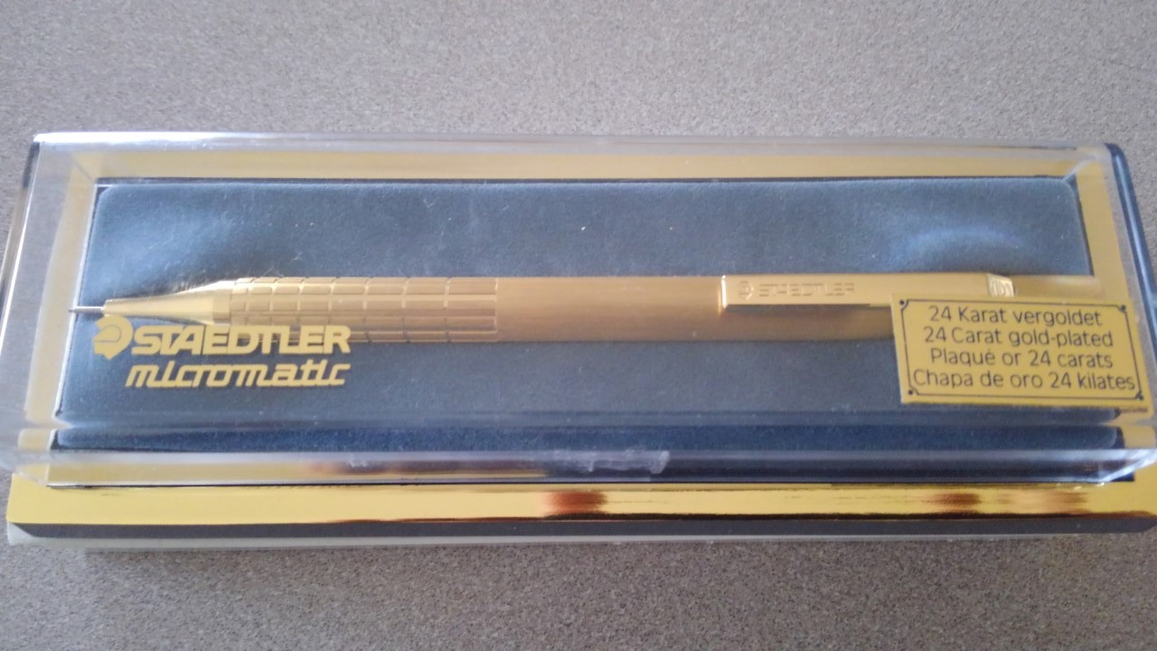 Pens and Pencils: : Staedtler: 777 75
