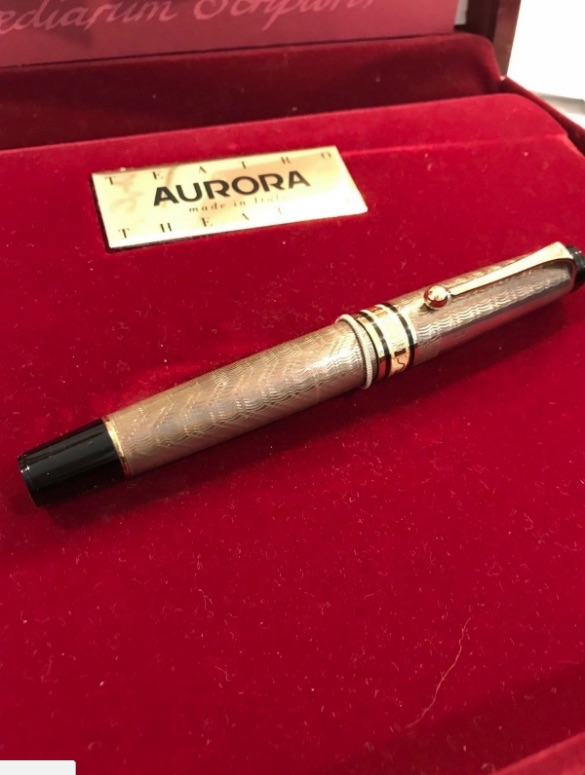 Vintage Pens: : Aurora: Carlo Goldoni Limited Edition Fountain Pen