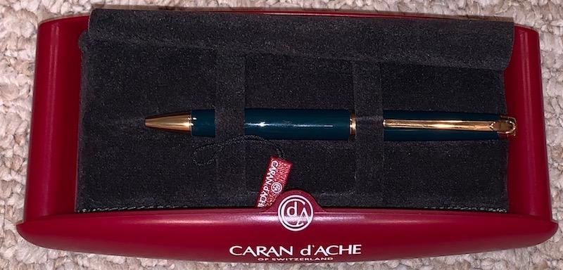 Pens and Pencils: : Caran D'Ache: Ballpoint Pen