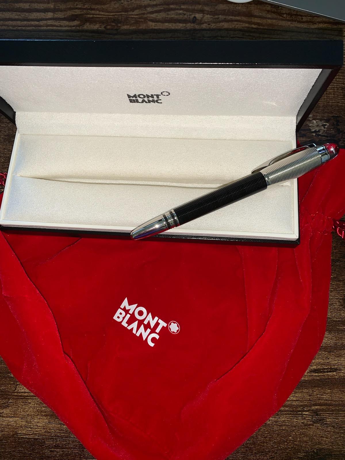 Pens and Pencils: : Mont Blanc: Starwalker Doué 38011
