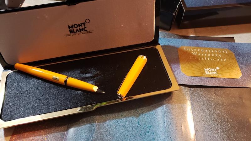 Vintage Pens: : Mont Blanc: Generation