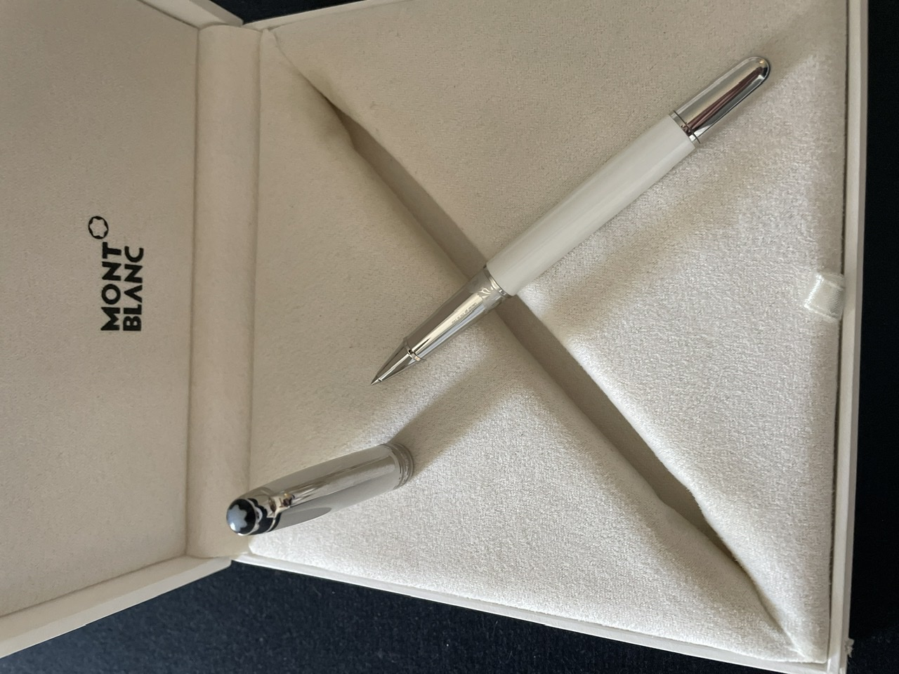 Pens and Pencils: : Mont Blanc: Tribute Rollerball